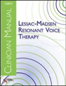 Picture of Lessac-Madsen Resonant Voice Therapy Clinician Manual