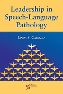 Picture of Leadership in Speech-Language Pathology