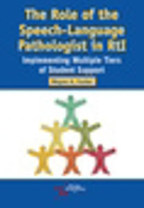 Picture of The Role of the Speech-Language Pathologist in Rtl
