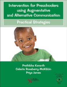 Picture of Intervention for Preschoolers using Augmentative and Alternative Communication Practical Strategies