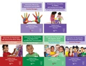 Picture of Comprehensive Intervention for Children with Developmental Delays and Disorders: Practical Strategies for Preschoolers