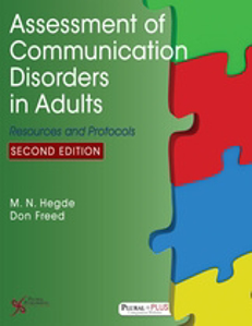 Picture of Assessment of Communication Disorders in Adults: Resources and Protocols - Second Edition