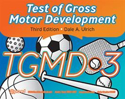 Picture of TGMD-3 Test of Gross Motor Development - 3rd Edition