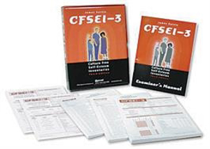 Picture of CFSEI-3 Intermediate Student Response Forms (50)