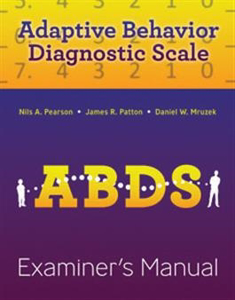 Picture of ABDS Examiner's Manual