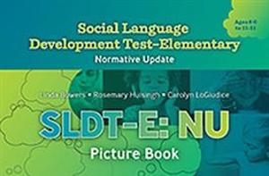 Picture of Social Language Develop Test-Elem-NU Picture Bk