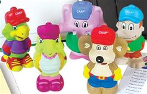 Picture of CAAP Pals (Set of 5)