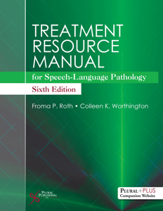Picture of Treatment Resource Manual for Speech-Language Pathology SIXTH EDITION