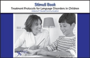 Picture of Stimulus Book for Treatment Protocols for Language Disorders in Children Volume 2