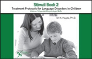 Picture of Stimulus Book 2 for Treatment Protocols for Language Disorders in Children Volume 1