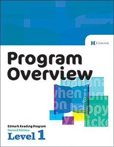 Picture of Edmark Reading Program: Level 1 – Second Edition, Program Overview