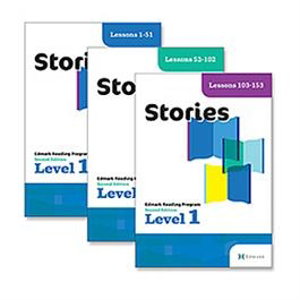 Picture of Edmark Reading Program: Level 1 – Second Edition, Stories