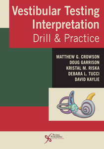 Picture of Vestibular Testing Interpretation: Drill and Practice