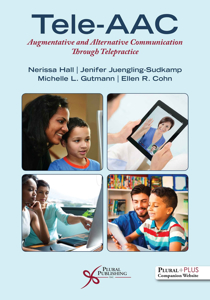 Picture of Tele-AAC: Augmentative and Alternative Communication through Telepractice FIRST EDITION
