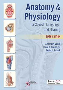Picture of Anatomy and Physiology for Speech, Language, and Hearing - 6th Edition