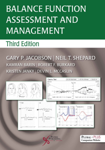 Picture of Balance Function Assessment and Management Third Edition