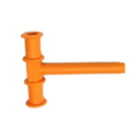 Picture of Chewy Tube  Orange