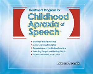 Picture of Treatment Program for Childhood Apraxia of Speech