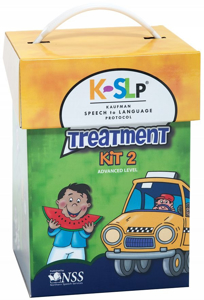 Picture of Kaufman (K-SLP) Treatment Kit 2 – Advanced Level