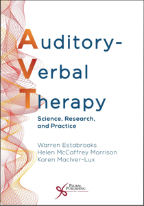 Picture of Auditory-Verbal Therapy: Science, Research, and Practice