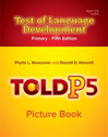 Picture of TOLD-P:5 Picture Book