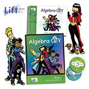 Picture of Algebra City - Classroom Starter Pack
