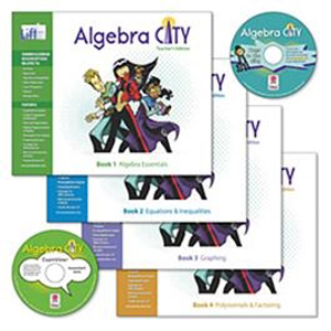 Picture of Algebra City - Teacher's Kit