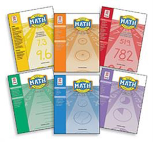 Picture of Basic Math Practice COMBO (All 6 Books)