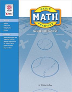 Picture of Basic Math Practice: Number Operations