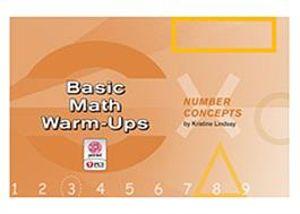 Picture of Basic Math Warm-Ups: Number Concepts