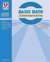 Picture of Basic Math Assessments: Number Operations