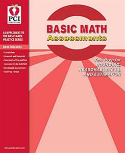 Picture of Basic Math Assessments: Rounding, Reasonableness, and Estimation