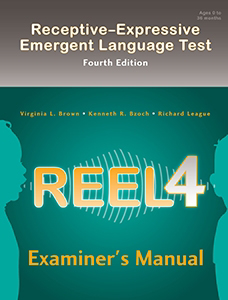 Picture of REEL-4 Examiner's Manual