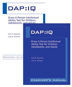 Picture of DAP:IQ Admin/Scoring Forms (50)