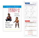 Picture of Peabody Developmental Motor Scale Complete Test Only Kit