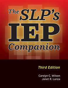 Picture of The SLP's IEP Companion–Third Edition