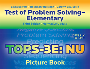 Picture of TOPS-3 Elementary:NU Picture Book