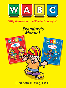 Picture of WABC: Examiner's Manual