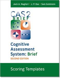 Picture of CAS2: Brief - Scoring Templates
