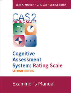 Picture of CAS2: Rating Scale - Examiner's Manual