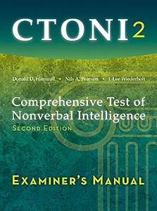 Picture of CTONI-2 Examiner's Manual