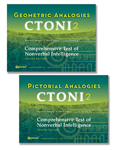 Picture of CTONI-2 Analogies Picture Book