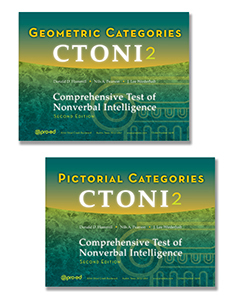 Picture of CTONI-2 Categories Picture Book