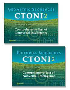 Picture of CTONI-2 Sequences Picture Book