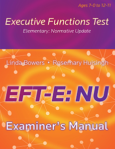 Picture of EFT-E: NU Examiner's Manual