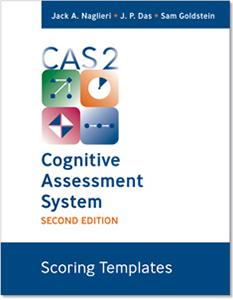 Picture of CAS2: Scoring Templates