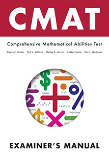 Picture of CMAT Examiner's Manual