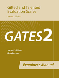 Picture of GATES-2 Examiner's Manual