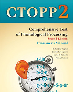 Picture of CTOPP-2: Examiner's Manual