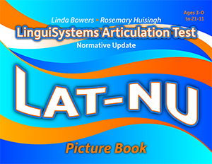 Picture of LAT-NU Picture Book